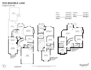 Photo 40: 1535 BRAMBLE Lane in Coquitlam: Westwood Plateau House for sale : MLS®# R2535087