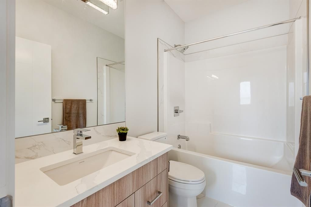 Photo 27: Photos: #1 4207 2 Street NW in Calgary: Highland Park Semi Detached for sale : MLS®# A1111957