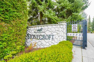 "Photo 1: 36 16888 80 Avenue in Surrey: Fleetwood Tynehead Townhouse for sale in ""STONECROFT"" : MLS®# R2494658"