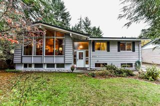 """Main Photo: 8910 BARTLETT Street in Langley: Fort Langley House for sale in """"FORT LANGLEY"""" : MLS®# R2218794"""