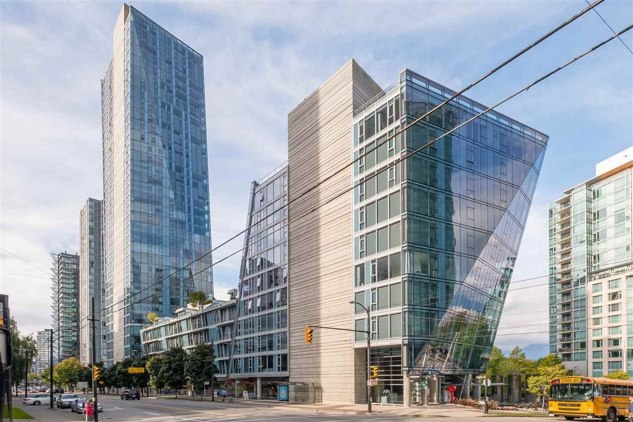 Main Photo: 307 1477 W PENDER Street in Vancouver: Coal Harbour Office for sale (Vancouver West)  : MLS®# C8038924