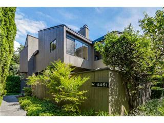 """Photo 2: 4451 ARBUTUS Street in Vancouver: Quilchena Townhouse for sale in """"Arbutus West"""" (Vancouver West)  : MLS®# V1135323"""