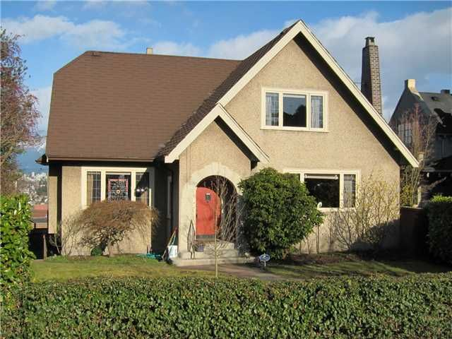 Main Photo: 2725 W 30TH Avenue in Vancouver: MacKenzie Heights House for sale (Vancouver West)  : MLS®# V928326