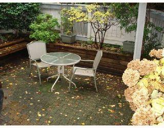Photo 8: 105 2256 W 7TH Avenue in Vancouver: Kitsilano Condo for sale (Vancouver West)  : MLS®# V675647
