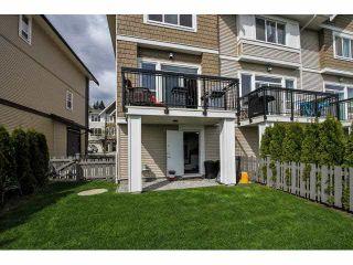 "Photo 19: 54 1295 SOBALL Street in Coquitlam: Burke Mountain Townhouse for sale in ""TYNERIDGE"" : MLS®# V1115342"