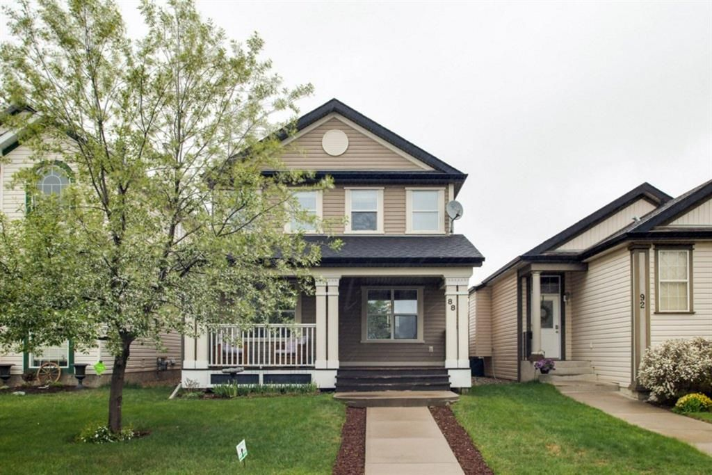 Main Photo: 88 Evermeadow Manor SW in Calgary: Evergreen Detached for sale : MLS®# A1113606