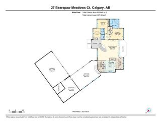 Photo 41: 27 Bearspaw Meadows Court in Rural Rocky View County: Rural Rocky View MD Detached for sale : MLS®# A1151238