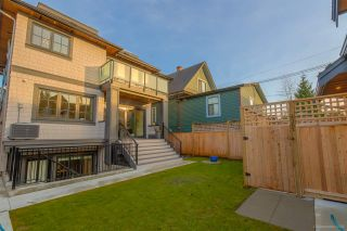 Photo 28: 4365 PRINCE ALBERT Street in Vancouver: Fraser VE House for sale (Vancouver East)  : MLS®# R2541119