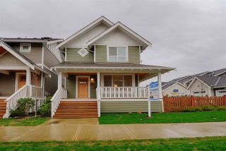 Photo 1: 223 CAMATA Street in New Westminster: Queensborough House for sale : MLS®# R2122000