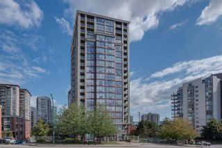 "Photo 1: 703 850 ROYAL Avenue in New Westminster: Downtown NW Condo for sale in ""The Royalton"" : MLS®# R2541253"