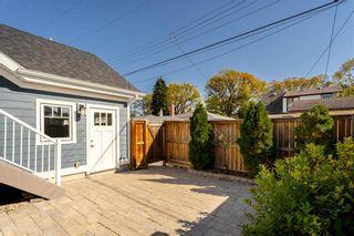 Photo 33: 1228 Fleet Avenue in Winnipeg: Crescentwood Residential for sale (1Bw)  : MLS®# 202123631