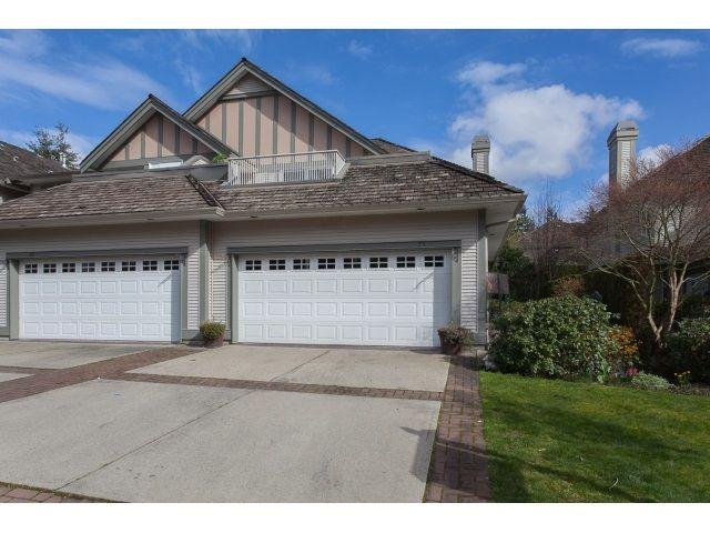 "Main Photo: 73 5811 122 Street in Surrey: Panorama Ridge Townhouse for sale in ""Lakebridge"" : MLS®# R2045411"