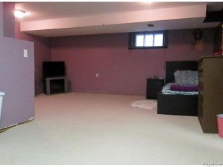 Photo 16: 88 Cobourg Avenue in WINNIPEG: East Kildonan Residential for sale (North East Winnipeg)  : MLS®# 1516430