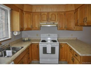 Photo 6: 683 St Anne's Road in WINNIPEG: St Vital Condominium for sale (South East Winnipeg)  : MLS®# 1501474