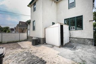 Photo 38: 395 Pritchard Avenue in Winnipeg: North End Residential for sale (4A)  : MLS®# 202119197