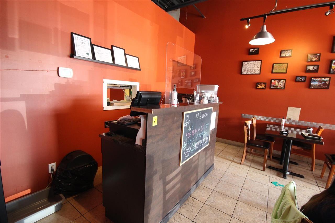 Main Photo: 401 100 SCHOOLHOUSE Street in Coquitlam: Maillardville Business for sale : MLS®# C8038843
