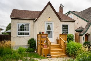 Photo 1: 189 Belmont Avenue in Winnipeg: Scotia Heights House for sale (4D)  : MLS®# 202018121