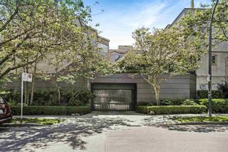 """Main Photo: 10 870 W 7TH Avenue in Vancouver: Fairview VW Townhouse for sale in """"Laurel Court"""" (Vancouver West)  : MLS®# R2594684"""