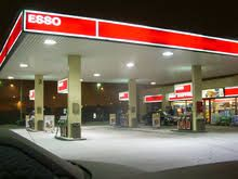 Main Photo: Gas Satation with Subway and Car wash: Business with Property for sale