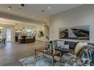 Photo 4: 574 SILVERDALE PL in North Vancouver: Upper Delbrook House for sale : MLS®# V1104305