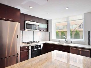 """Photo 7: 2412 W PINE Street in Vancouver: Fairview VW Townhouse for sale in """"MUSEE"""" (Vancouver West)  : MLS®# V900518"""