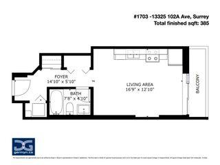 "Photo 21: 1703 13325 102A Avenue in Surrey: Whalley Condo for sale in ""ULTRA"" (North Surrey)  : MLS®# R2598042"