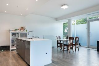 Photo 3: 101 5699 BAILLIE Street in Vancouver: Cambie Condo for sale (Vancouver West)  : MLS®# R2605304
