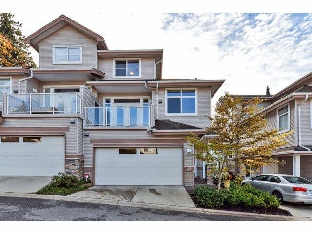 Main Photo: 43 11860 RIVER ROAD in : Royal Heights Townhouse for sale : MLS®# R2458062