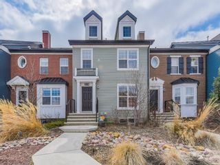 Main Photo: 276 Chaparral Valley Square SE in Calgary: Chaparral Row/Townhouse for sale : MLS®# A1130371