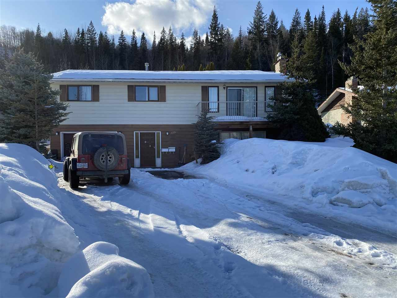 """Main Photo: 175 THACKER Crescent in Prince George: Heritage House for sale in """"HERITAGE"""" (PG City West (Zone 71))  : MLS®# R2441959"""
