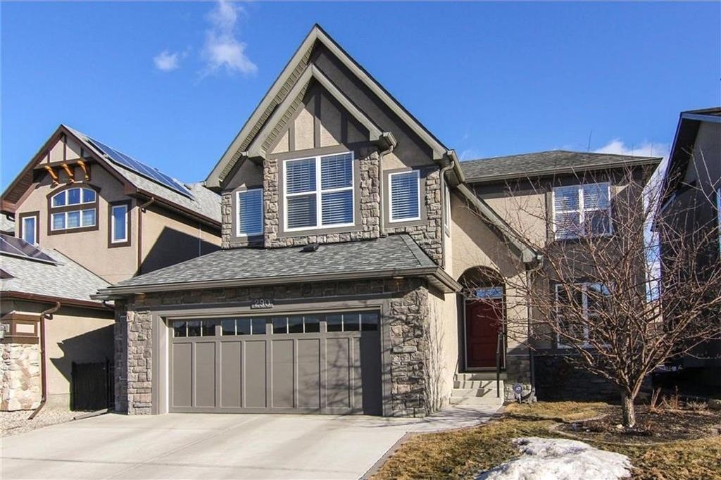 Main Photo: 290 DISCOVERY RIDGE Way SW in Calgary: Discovery Ridge House for sale : MLS®# C4119304
