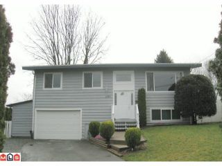 Photo 1: 2050 MARTENS Street in Abbotsford: Poplar House for sale : MLS®# F1208114