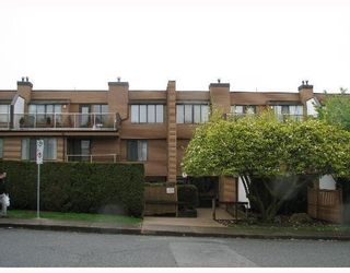 Photo 1: 302 812 MILTON Street in New_Westminster: Uptown NW Condo for sale (New Westminster)  : MLS®# V648875