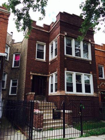 Main Photo: 2426 Tripp Avenue in CHICAGO: CHI - Hermosa Multi Family (2-4 Units) for sale ()  : MLS®# MRD09650590
