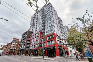 Photo 1: 1107 188 KEEFER Street in Vancouver: Downtown VE Condo for sale (Vancouver East)  : MLS®# R2112630