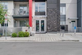 Photo 3: 309 8531 8A Avenue SW in Calgary: West Springs Apartment for sale : MLS®# A1121535