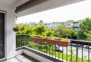 Photo 15: 308 1877 W 5TH AVENUE in Vancouver: Kitsilano Condo for sale (Vancouver West)  : MLS®# R2175507