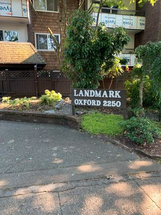 """Main Photo: 105 2250 OXFORD Street in Vancouver: Hastings Condo for sale in """"LANDMARK OXFORD"""" (Vancouver East)  : MLS®# R2608699"""