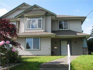 Photo 1: 1317 THOMAS Avenue in Coquitlam: Maillardville Condo for sale : MLS®# V955219