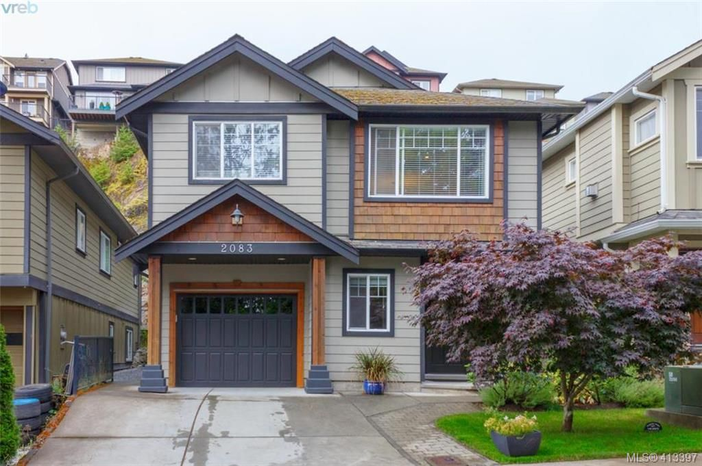 Main Photo: 2083 Longspur Dr in VICTORIA: La Bear Mountain House for sale (Langford)  : MLS®# 819774