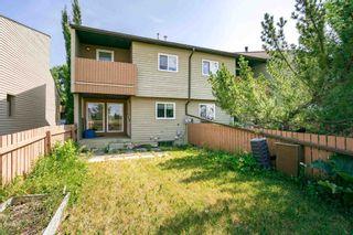 Photo 37: 20 2020 105 Street in Edmonton: Zone 16 Townhouse for sale : MLS®# E4254699