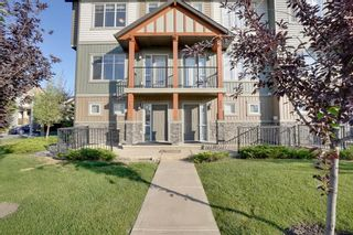 Main Photo: 186 Skyview Ranch Way NE in Calgary: Skyview Ranch Row/Townhouse for sale : MLS®# A1139063