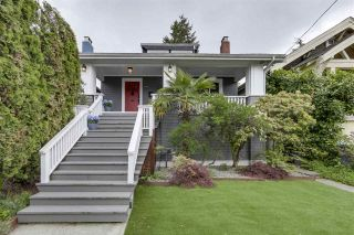 Photo 1: 2036 STEPHENS Street in Vancouver: Kitsilano House for sale (Vancouver West)  : MLS®# R2266351