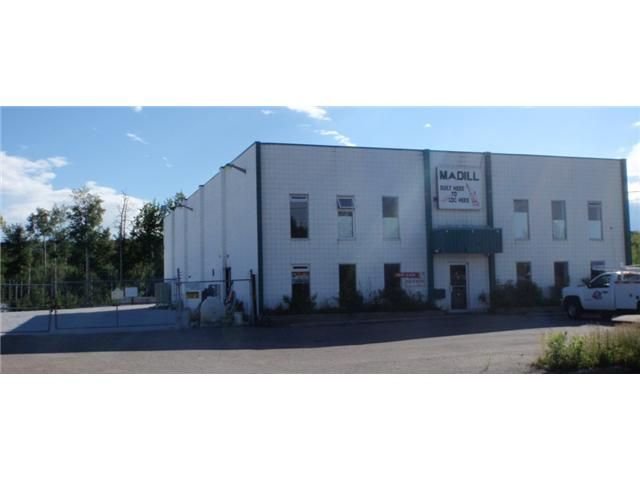 Main Photo: 9809 MILWAUKEE Way in PRINCE GEORGE: Danson Commercial for lease (PG City South East (Zone 75))  : MLS®# N4506097