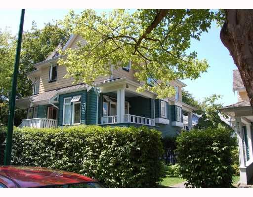"""Main Photo: 2889 YUKON Street in Vancouver: Mount Pleasant VW Townhouse for sale in """"CITY HALL"""" (Vancouver West)  : MLS®# V779981"""