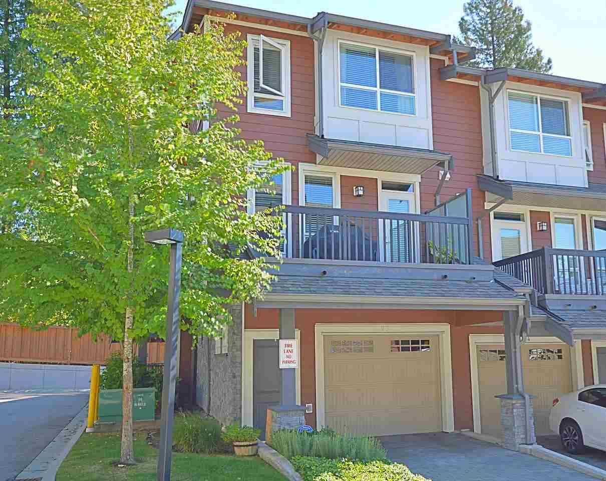 Main Photo: 23 3431 GALLOWAY Avenue in Coquitlam: Burke Mountain Townhouse for sale : MLS®# R2206605