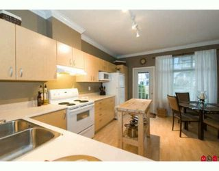 """Photo 5: 8 18828 69TH Avenue in Surrey: Clayton Townhouse for sale in """"STARPOINT"""" (Cloverdale)  : MLS®# F2925562"""