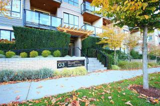 """Photo 1: 213 10477 154 Street in Surrey: Guildford Condo for sale in """"G3 RESIDENCES"""" (North Surrey)  : MLS®# R2538781"""