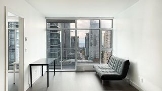 """Photo 2: 2205 4670 ASSEMBLY Way in Burnaby: Metrotown Condo for sale in """"Station Square"""" (Burnaby South)  : MLS®# R2625336"""