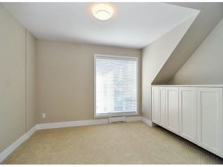 """Photo 15: 1814 E PENDER Street in Vancouver: Hastings Townhouse for sale in """"AZALEA HOMES"""" (Vancouver East)  : MLS®# V1051710"""